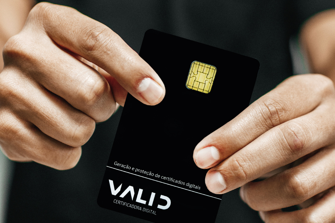 Cartão Inteligente Valid Certificadora Digital