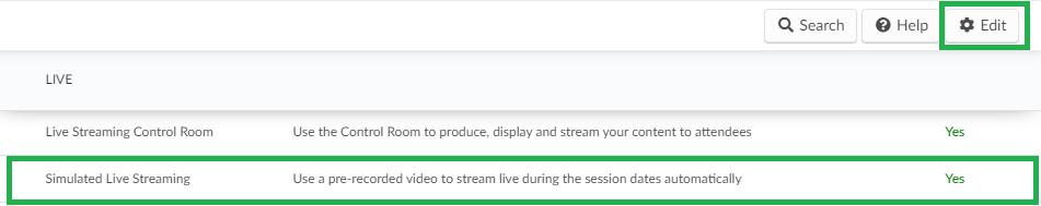 screenshot settings > tools > simulated