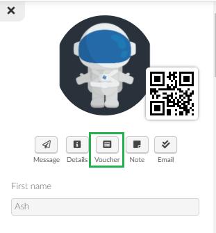 screenshot people > attendee