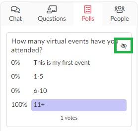 invisible polls