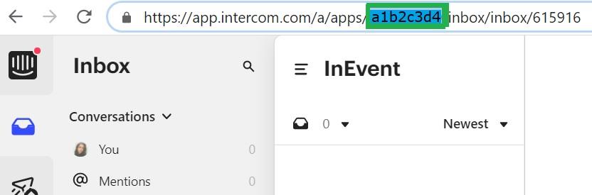 How to find Intercom Tag ID