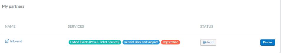 Intro Status