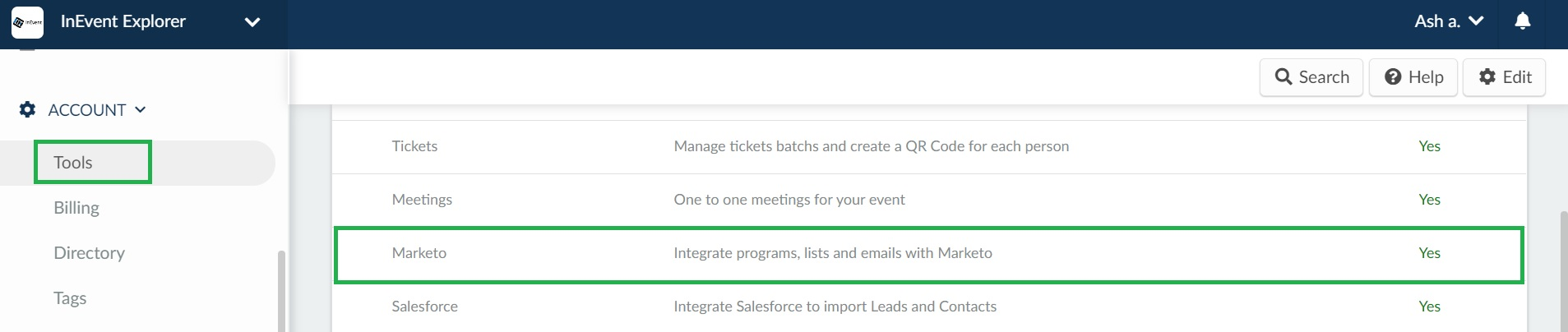 How to enable Marketo