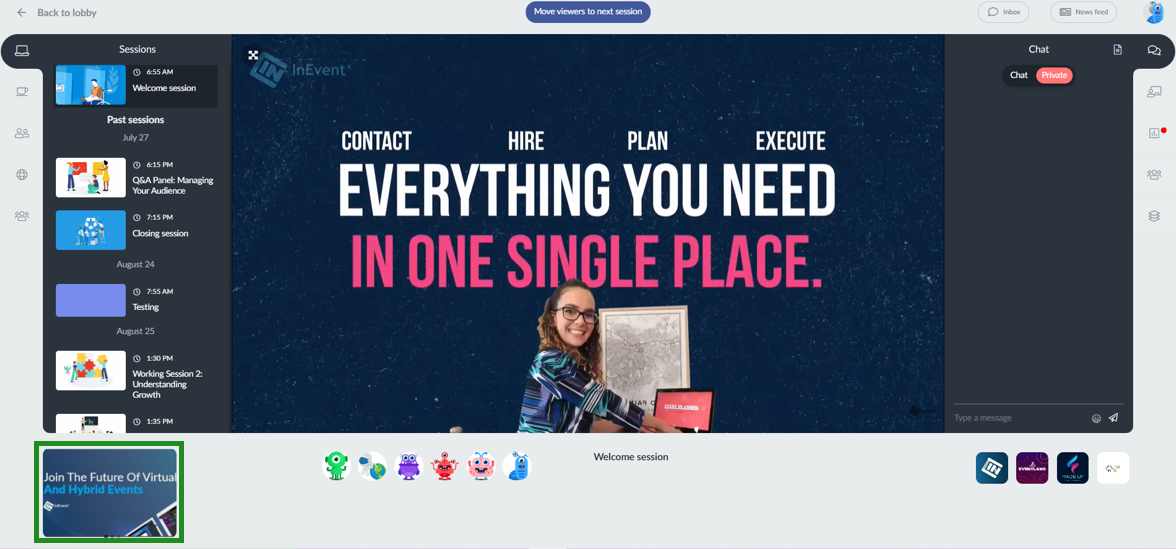 Ads in the Neo Layout