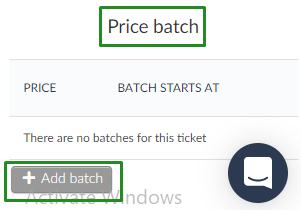 price batch > add batch
