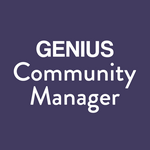 Genius Community Manager