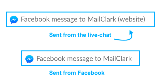Q A About The Live Chat Adapter Mailclark Help Center