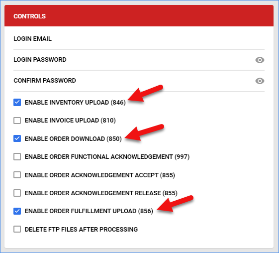 sellercloud company settings fingerhut general settings controls