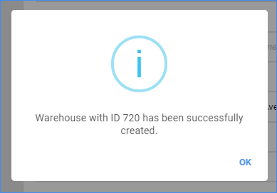 sellercloud manage warehouses add warehouse notification