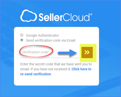 Delta - enter verification code for two factor authentication