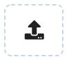 Custom Icon Upload Button