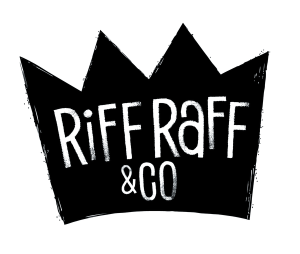 Riff Raff Sleep Toys Logo