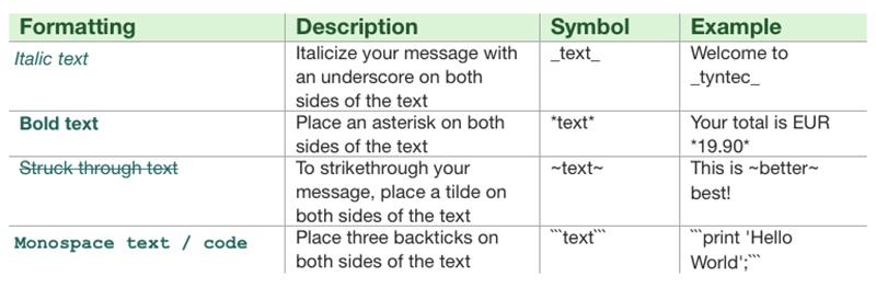 whatsapp-formatting-rules