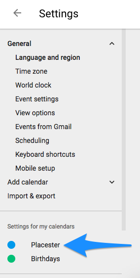 Placester__Inc__-_Calendar_-_General_settings.png