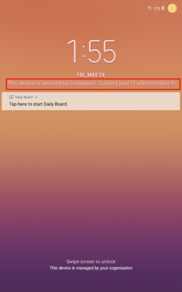 lockscreen-custom-message