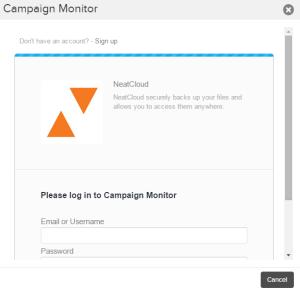 nla campaign montior