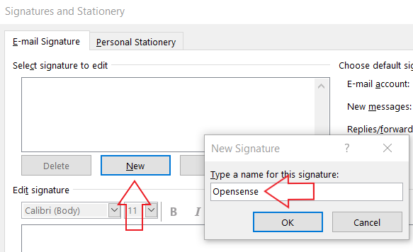 outlook signatures and stationary.png