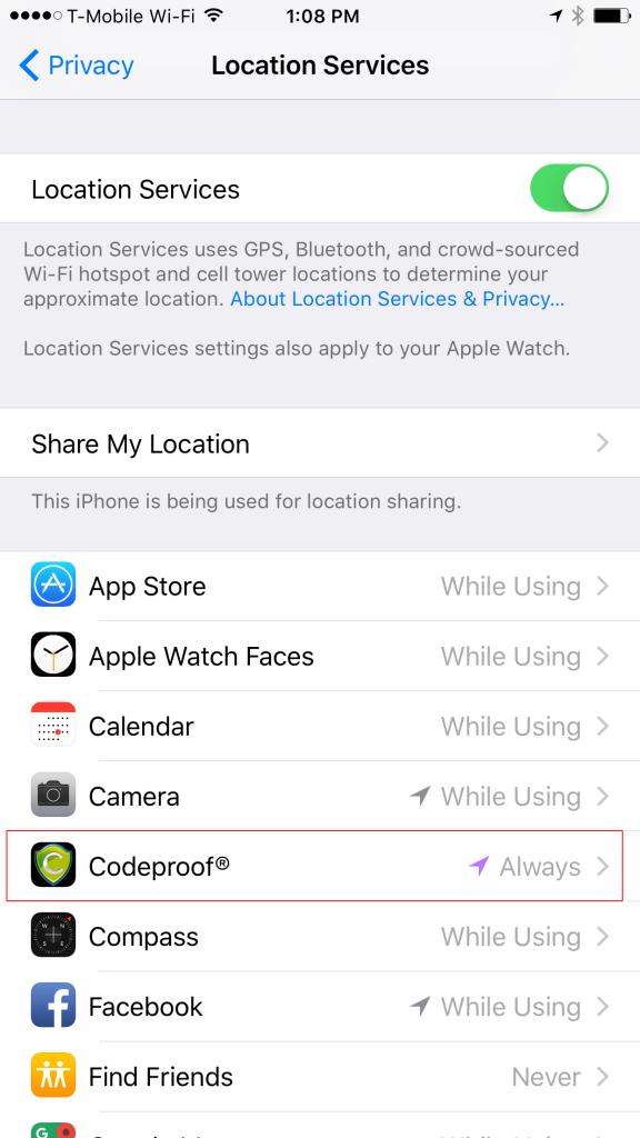 ios-location-service