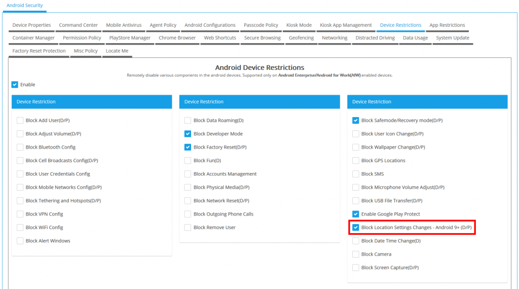 android-enterprise-device-restrictions