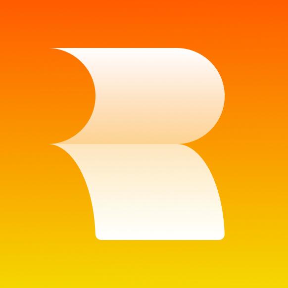 Rally Reader Logo