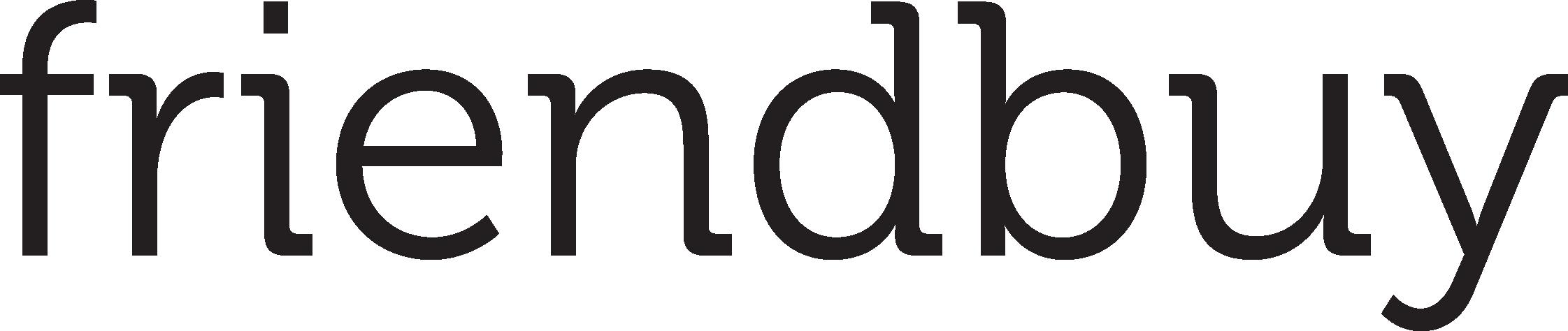 Friendbuy Help Docs Logo