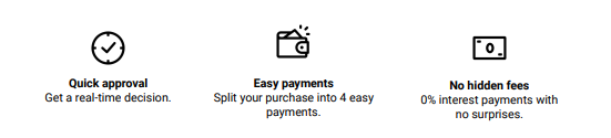 shopify pay outline