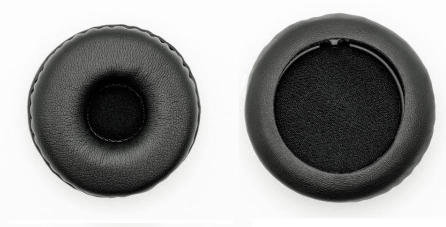Swivel Leatherette Ear Cushion
