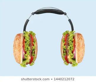 burger headset