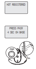 Visual Instructions for Pairing the Marathon Base