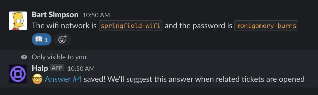 answer-in-slack