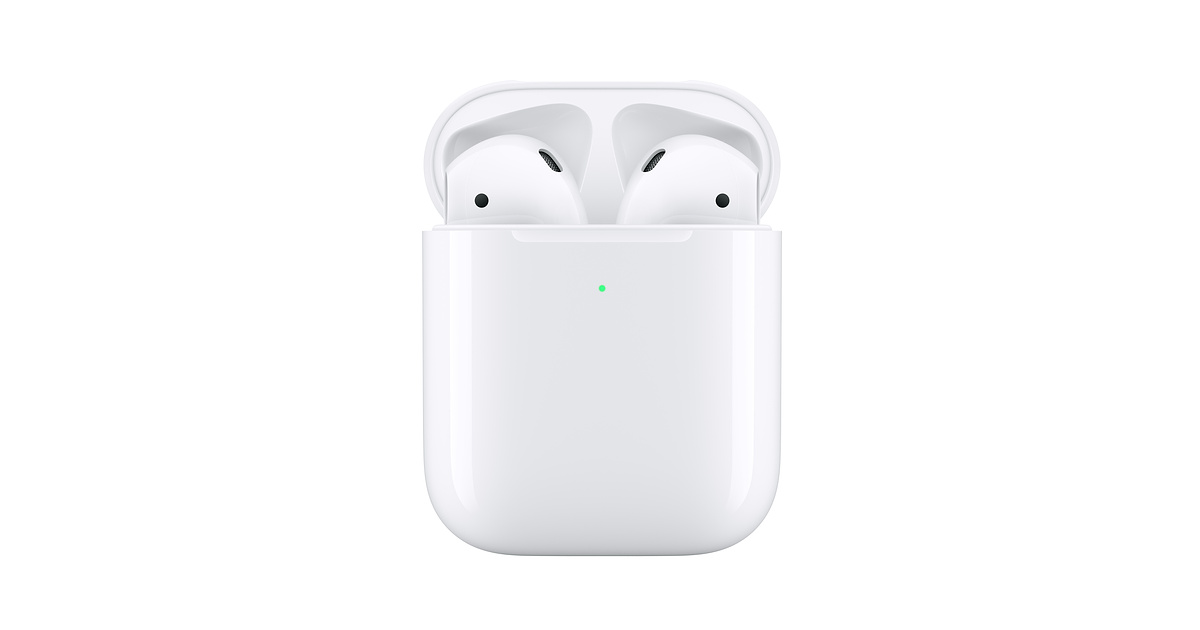 Compatible: AirPods V2 with LED light