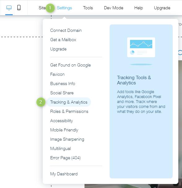 Adding Glassix Chat Widget Script to Your WiX website ...