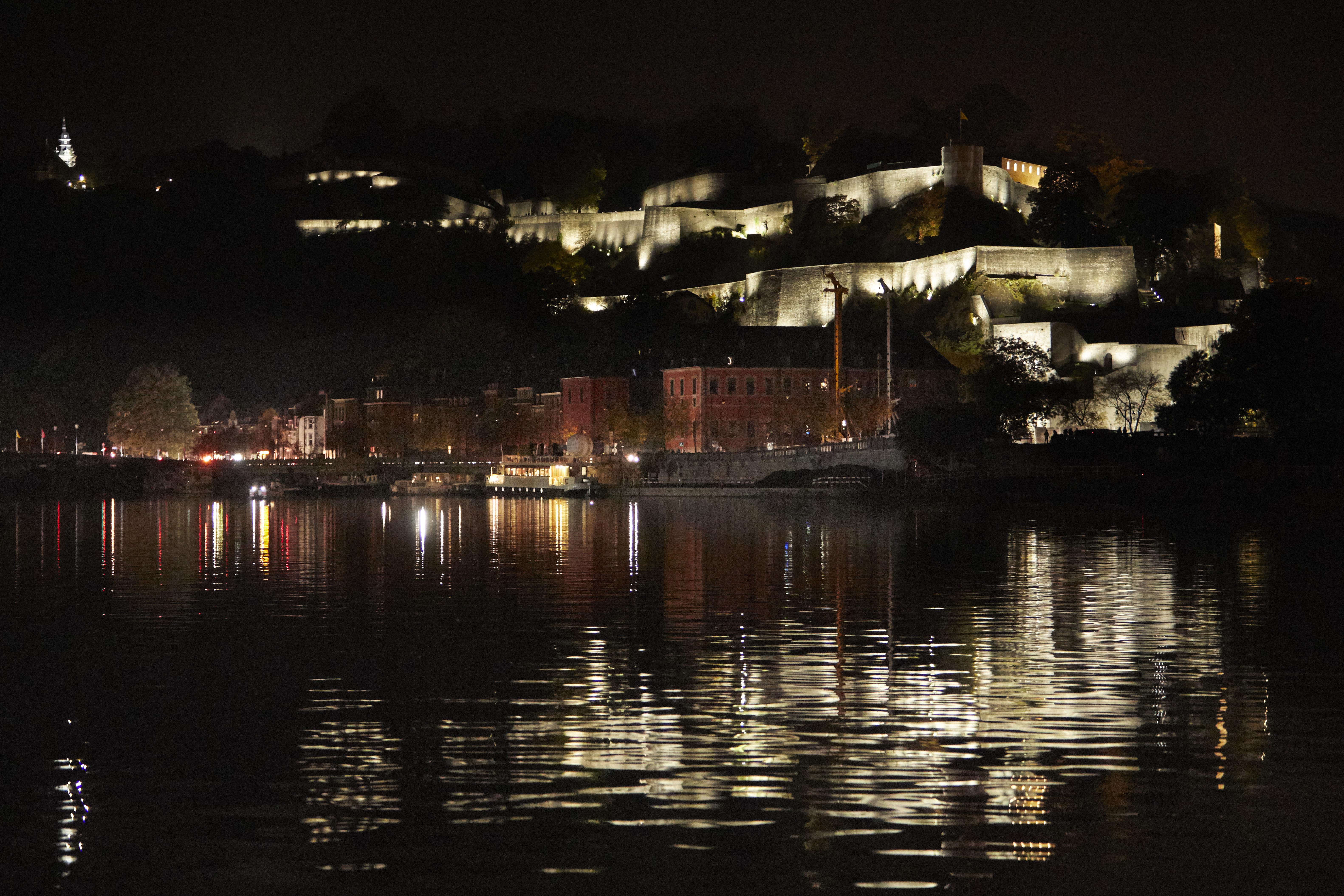 Citadel of Namur - Namur, Belgium