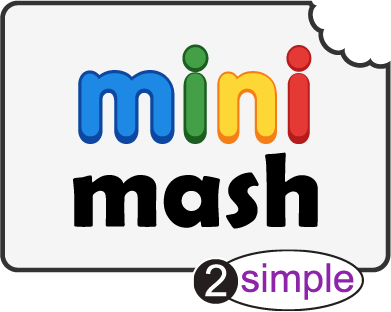 Image result for purple mash mini mash