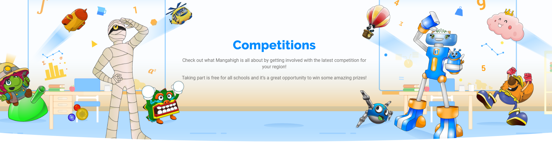 Visit our competition page here