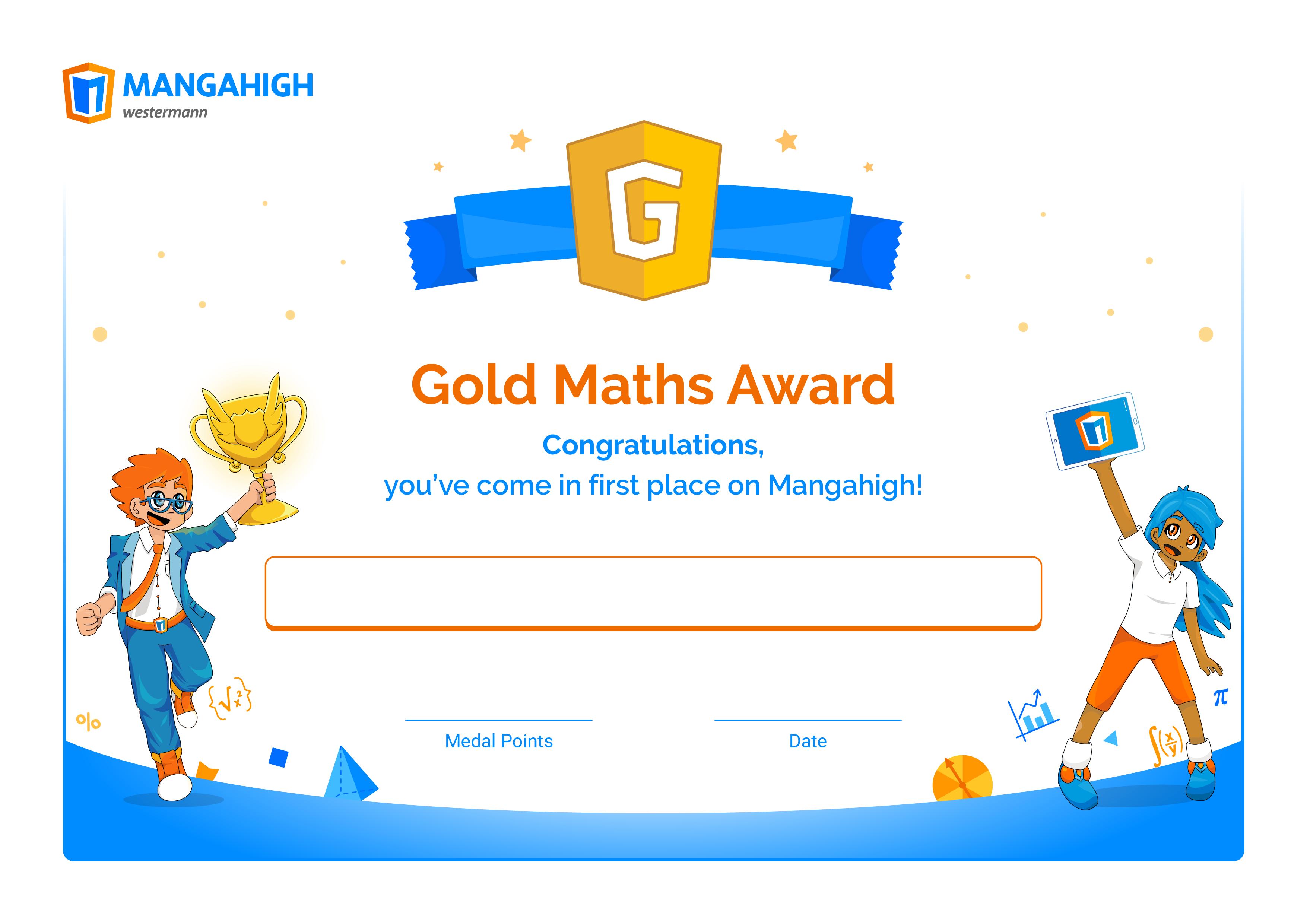 Student Success - Gold